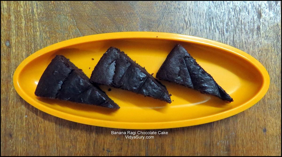 Easy Banana Cake For Diabetics